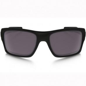Oakley Turbine Polarized Sunglasses - Polished Black/Prizm Daily