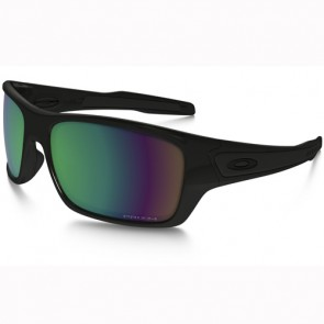 Oakley Turbine Polarized Sunglasses - Polished Black/Prizm Fresh Water