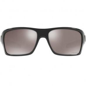 Oakley Turbine Prizm Polarized Sunglasses - Polished Black