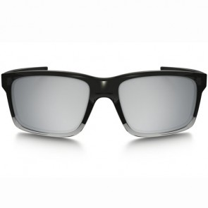 Oakley Mainlink Sunglasses - Grey Ink Fade/Chrome Iridium