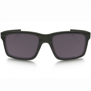 Oakley Mainlink Polarized Sunglasses - Woodgrain/Prizm Daily