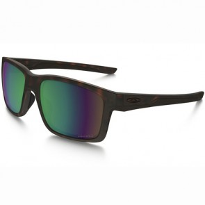 Oakley Mainlink Polarized Sunglasses - Matte Tortoise/Prizm Shallow Water