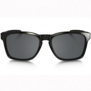 Oakley Catalyst Sunglasses - Polished Black/Black Iridium