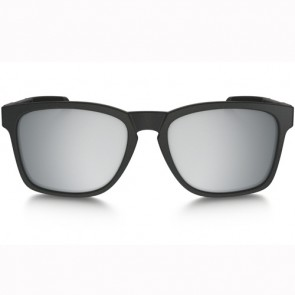 Oakley Catalyst Sunglasses - Steele/Chrome Iridium