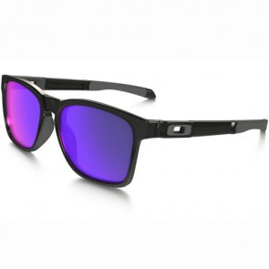 Oakley Catalyst Sunglasses - Black Ink/Positive Red Iridium