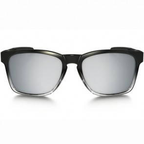 Oakley Catalyst Dark Ink Fade Sunglasses - Grey Ink Fade/Chrome Iridium
