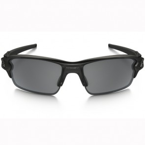 Oakley Flak 2.0 XL Polarized Sunglasses - Polished Black/Black Iridium