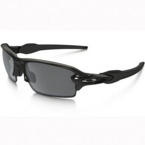 Oakley Flak 2.0 Polarized Sunglasses - Polished Black/Black Iridium