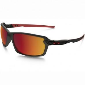 Oakley Carbon Shift Polarized Sunglasses - Matte Black/Torch Iridium