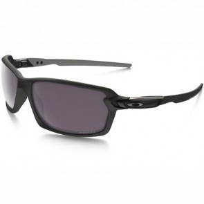 Oakley Carbon Shift Polarized Sunglasses - Matte Black/Prizm Daily