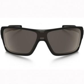 Oakley Turbine Rotor Sunglasses - Polished Black/Warm Grey