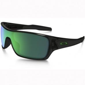 Oakley Turbine Rotor Sunglasses - Black Ink/Jade Iridium