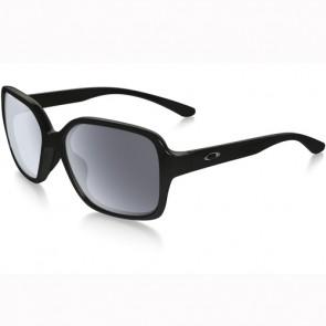 Oakley Women's Proxy Sunglasses - Polished Black/Grey