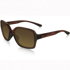 Oakley Women's Proxy Polarized Sunglasses - Tortoise/Brown Gradient