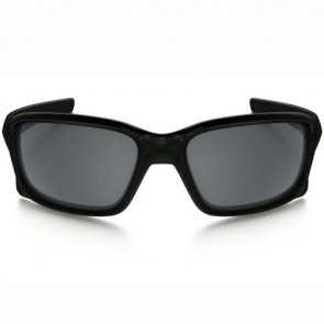 Oakley Straightlink Sunglasses - Polished Black/Black Iridium
