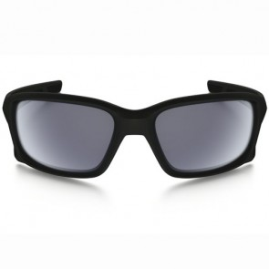 Oakley Straightlink Sunglasses - Matte Black/Grey