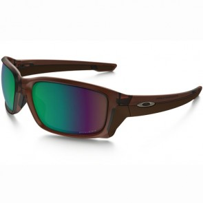 Oakley Straightlink Polarized Sunglasses - Matte Rootbeer/Prizm Shallow Water