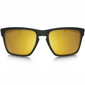 Oakley Sliver XL Sunglasses - Matte Black/24K Iridium