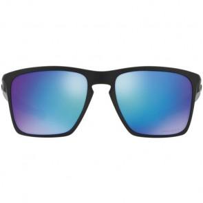 Oakley Sliver XL Prizm Sunglasses - Matte Black/Sapphire Fade