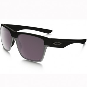 Oakley Twoface XL Polarized Sunglasses - Matte Black/Prizm Daily