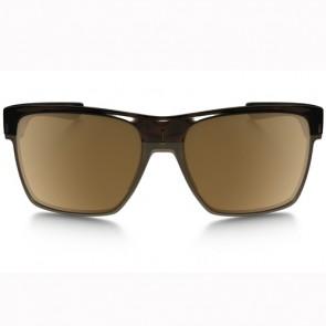 Oakley Twoface XL Sunglasses - Tortoise/Dark Bronze