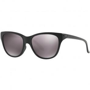 Oakley Women's Hold Out Prizm Polarized Sunglasses - Matte Black/Prizm Daily