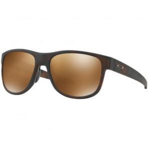 Oakley Crossrange R Prizm Sunglasses - Matte Tortoise/Prizm Tungsten