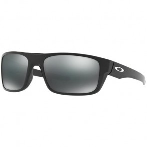 Oakley Drop Point Sunglasses - Polished Black/Black Iridium