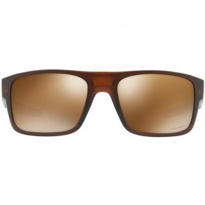 Oakley Drop Point Prizm Polarized Sunglasses - Matte Root Beer