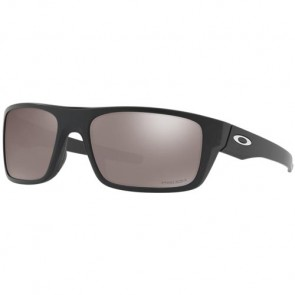 Oakley Drop Point Prizm Polarized Sunglasses - Matte Black