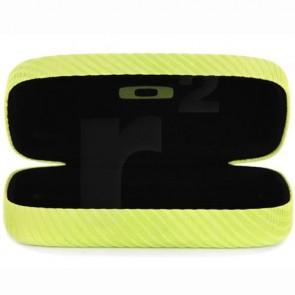 Oakley Square O Hard Sunglass Case - Neon Yellow