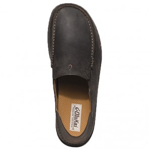 Olukai Moloa Shoes - Dark Wood/Dark Java