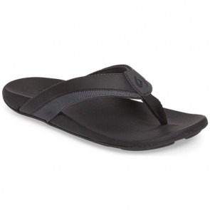 Olukai Halu'a Sandals - Black
