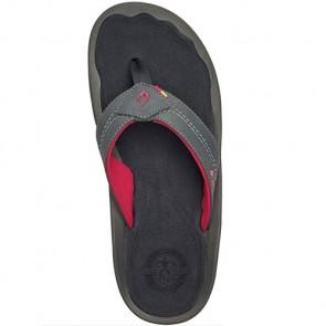 Olukai Kipi Sandals - Dark Shadow