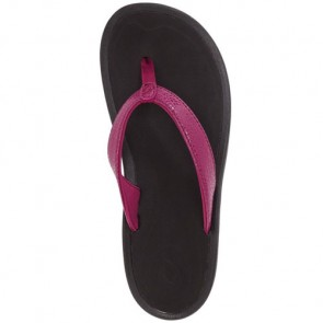 Olukai Women's Kulapa Kai Sandals - Pokeberry/Black