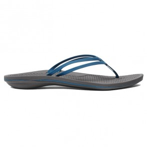 Olukai Women's Unahi Sandals - Scuba/Dark Shadow