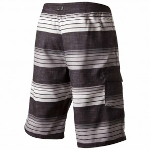 O'Neill Santa Cruz Stripe Boardshorts - Black