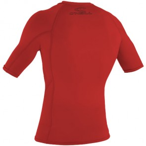 O'Neill Wetsuits Basic Skins Crew - Red