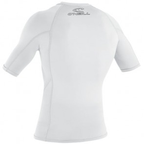 O'Neill Wetsuits Basic Skins Crew - White