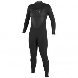 O'Neill Women's Epic 5/4 Wetsuit - Black