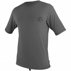 O'Neill Skins Short Sleeve Surf Tee - Graphite