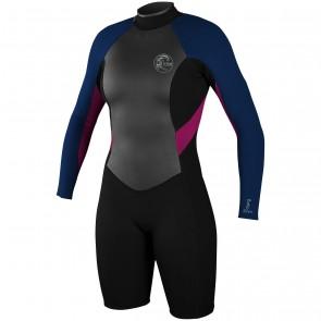O'Neill Women's Bahia 2/1 Long Sleeve Spring Wetsuit