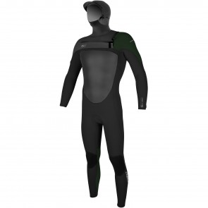 O'Neill SuperFreak 5/4 Hooded Wetsuit
