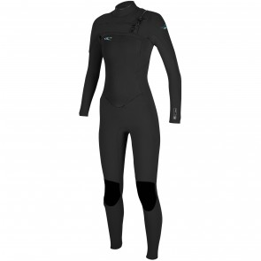 O'Neill Women's SuperFreak 3/2 Chest Zip Wetsuit