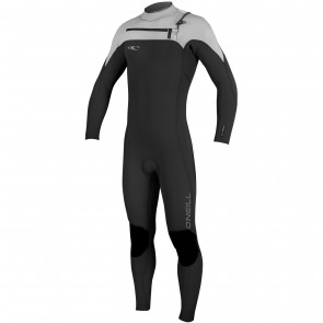 O'Neill HyperFreak 2mm Wetsuit - Black/Lunar/Bright Blue