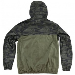 O'Neill Traveler Windbreaker Jacket - Olive