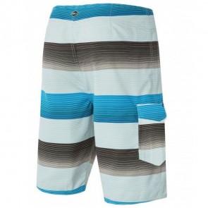 O'Neill Santa Cruz Stripe Boardshorts - Blue