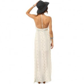 O'Neill Women's Cynthia Maxi Dress - Grey