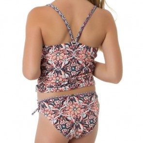 O'Neill Youth Girls Majestic Tankini Swimsuit - Multi
