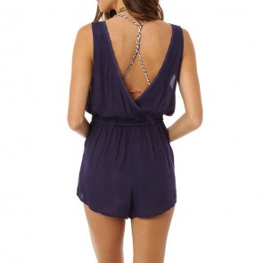 O'Neill Women's Bungalow Romper - Purple